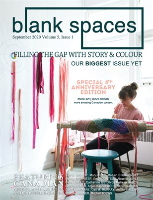 Blank Spaces September 2020