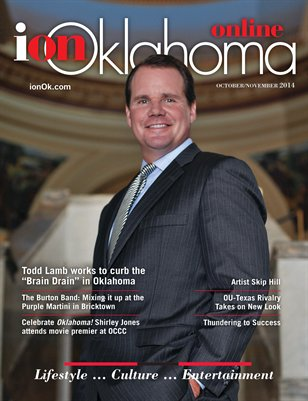ion OKLAHOMA  Magazine October November 2014