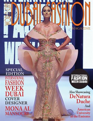 World Class Dubai Fashion Magazine with Mona Al Mansouri