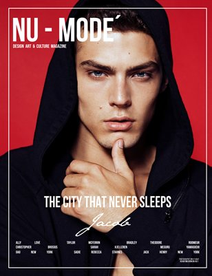 Nu-Mode´Spring/Summer Edition #11 Jacob
