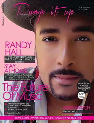 Pump it up Magazine - Randy Hall - Vol.5 - #5