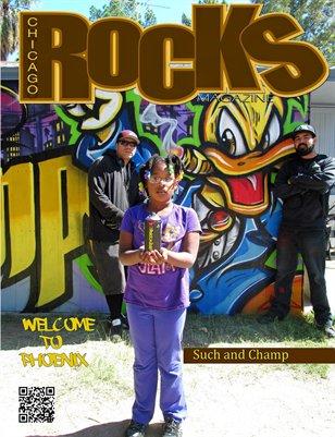 Chicago Rocks Magazine April 2015