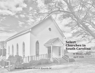 Select Churches from South Carolina 11x8..5