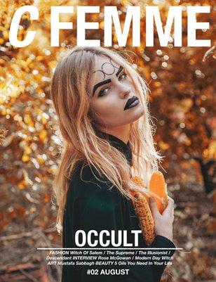 C FEMME 02 (COVER#2)
