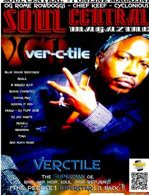 Soul Central Magazine Febuary Edition 2014