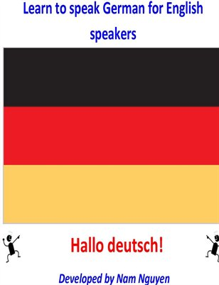 Learn to Speak German for English Speakers