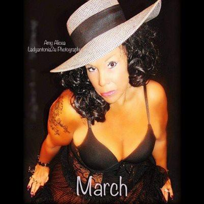 Amy - Week 2 March Winner
