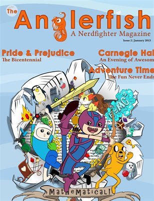 The Anglerfish Issue #2 - January 2013