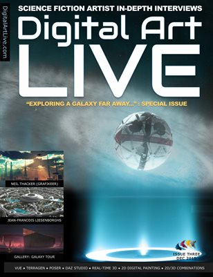 Digital Art Live Issue 3