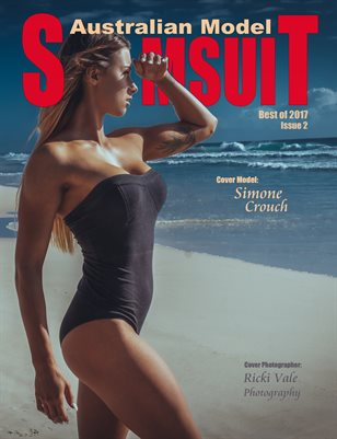 Australian Model Swimsuit Magazine Best of 2017 Issue 2
