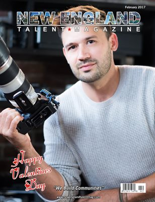 New England Talent Magazine February 2017 Edition