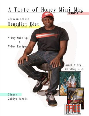 A Taste of Honey Mini Mag Issue5 Benedict Edet