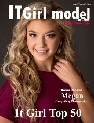It Girl Model Magazine Issue 7 Volume 7 2020