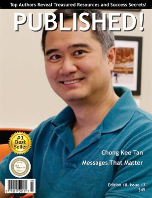 PUBLISHED! Magazine featuring Chong Kee Tan