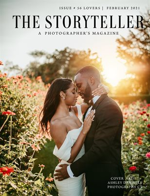 The Storyteller Magazine Issue #56 LOVERS