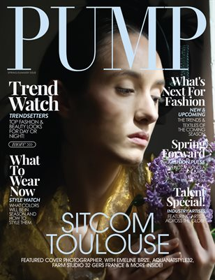 PUMP Magazine | The May Style Issue | Vol.6 | May 2021