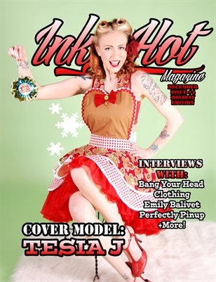 Inky Hot Magazine Issue #4