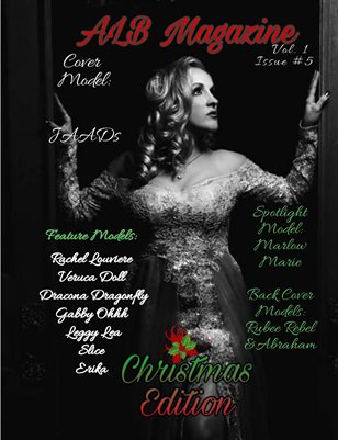 ALB Magazine--Holiday Issue
