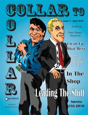 Leading The Shift -Issue 1