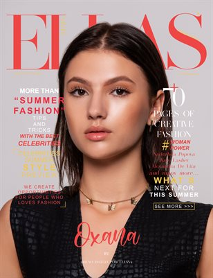ELLAS Magazine   The August Fashion & Beauty Edition   Vol.10   2021