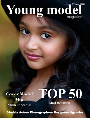 Young model magazine Issue 7 Volume 3 2019