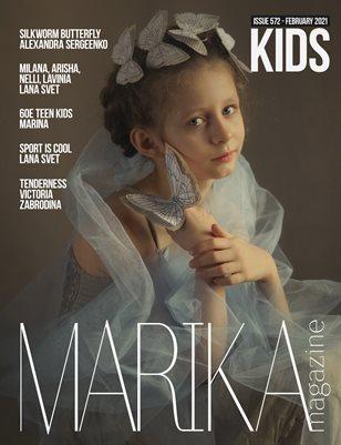 MARIKA MAGAZINE KIDS (ISSUE 572 - February)