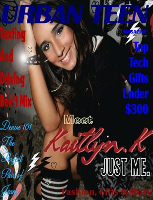Urban Teen Magazine NovDec 2012