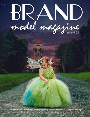 Brand Model Magazine  Issue # 65 - GREEN