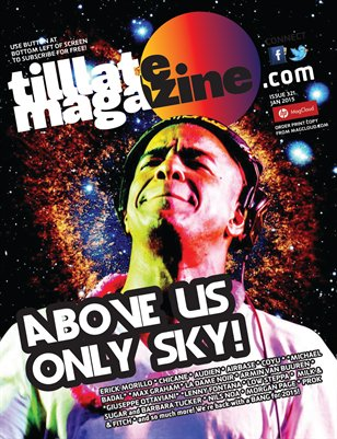 Tilllate Magazine January 2015