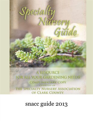 2013 Specialty Nursery Guide