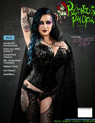 Poisonous Pinups Magazine Issue6