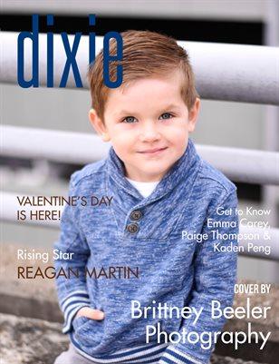 Dixie Magazine February 2017