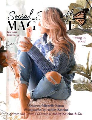 Issue No. 32 - Pretty in Pink - Social Shutterfli Magazine