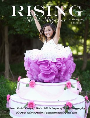 Rising Model Magazine Issue #158