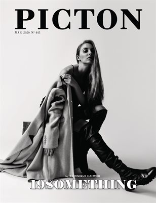 Picton Magazine MARCH  2020 N445 Cover 4