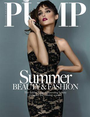 PUMP Magazine - The Summer Beauty & Fashion Edition - July 2018