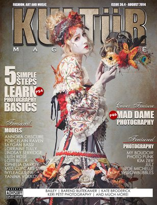 Kultur - Issue 36.4 - August 2014