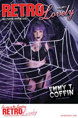 Emmy T. Coffin Cover Poster