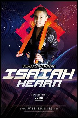 Isaiah Hearn Space Fade