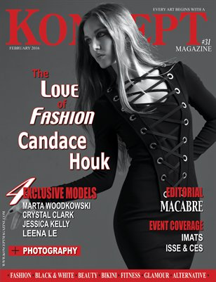 Koncept Magazine February 2016