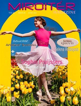 MIROITÉR Magazine Vol4 Issue 5 June 2021