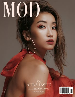 MOD Magazine: Volume 8; Issue 3; THE AURA ISSUE (Cover 4)