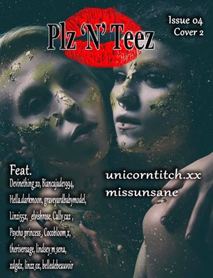 Plz 'N' Teez issue 04 cover 2