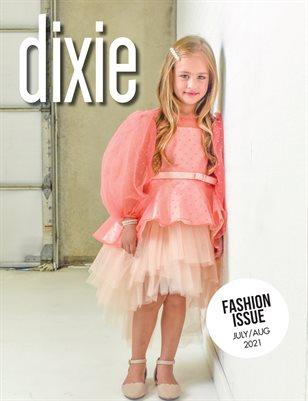 Fashion Issue 2021 - Dixie Magazine