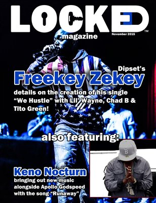 LOCKED Magazine Issue #10