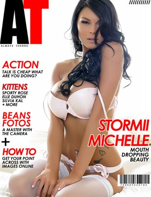Alwayz Therro - Stormii Michelle - October 2014