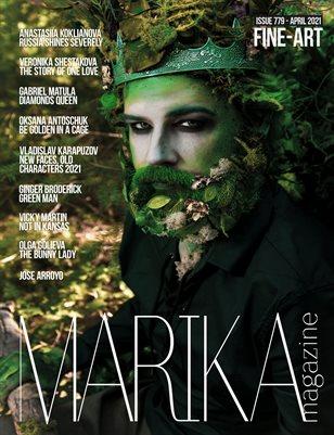 MARIKA MAGAZINE FINE-ART (ISSUE 779 - APRIL)