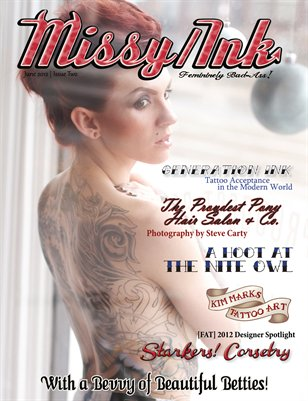 Missy/Ink Magazine - Issue 2