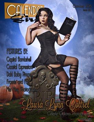 Calendar Girls - Issue Eight - October 2015 - Laura Lynn Cottrel