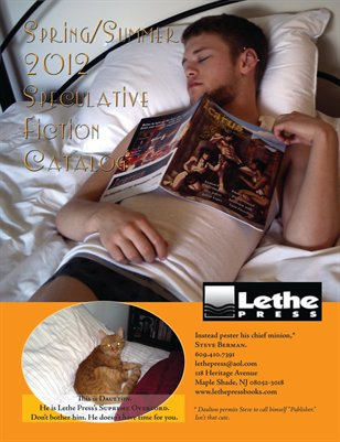 Lethe Press Spec Fic Catalog Spring/Summer 2012